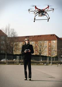 Thumbnail Droneflyvning